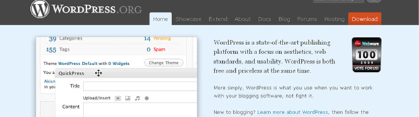 wordpress installation, wordpress blog, wordpress template design and Wordpress hosting services